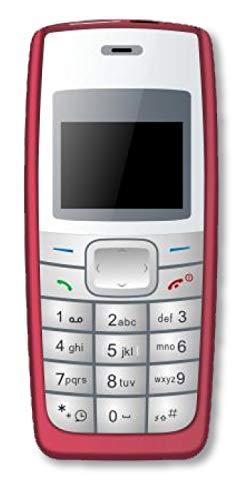 I KALL K72 1 44 inch Display Single Sim Feature PhoneRed