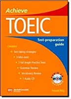 Achieve TOEIC (Achieve TOEIC and Achieve TOEIC Bridge) by Renald Rilcy(2008-07-25)