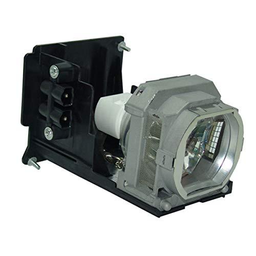 Supermait VLT-XL550LP VLTXL550LP 915D116O08 Lámpara Bulbo de repuesto para proyector con carcasa Compatible con MITSUBISHI XL550U / XL1550 / XL1550U / XL550