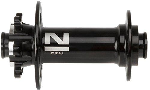 Novatec Boost Vorderradnabe MTB Disc Steckachse schwarz 2017 Naben für Fahrrad