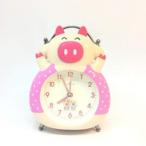 Cartoon stijl Kleine Leuke wekker jongens en meisjes slaapkamer en Studie Bedside kleine schattige Alarm Clock