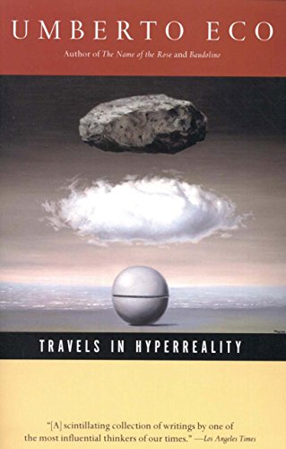 Travels in Hyperreality (Harvest Book) (English Edition)