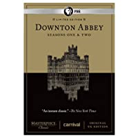 Masterpiece Classic: Downton Abbey - Season 1 & 2 [DVD] [Import]
