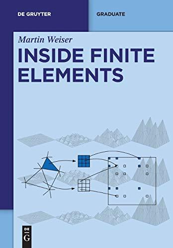 Inside Finite Elements (De Gruyter Textbook)