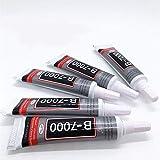 B7000 pegamento 15ml para reparación de móviles transparente punta metálica de precisión