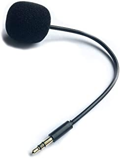 Detachable Microphone Replacement mic Boom for Plantronics RIG 400HS 400Hx 400LX Xbox One PS4 Nintendo