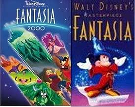 walt disney's 2 pack: Fantasia 1942 ,Fantasia 2000