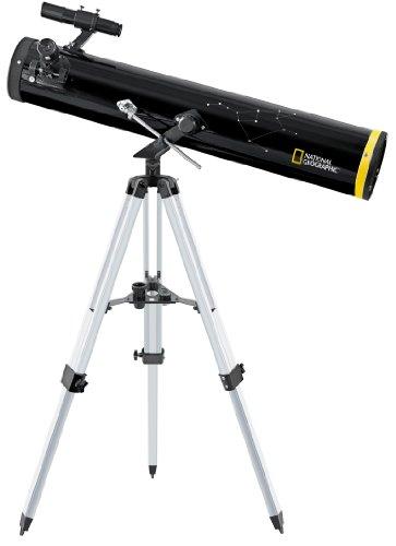 National Geographic 114/900 AZ Reflektor Teleskop (114mm Durchmesser, 900mm Brennweite)