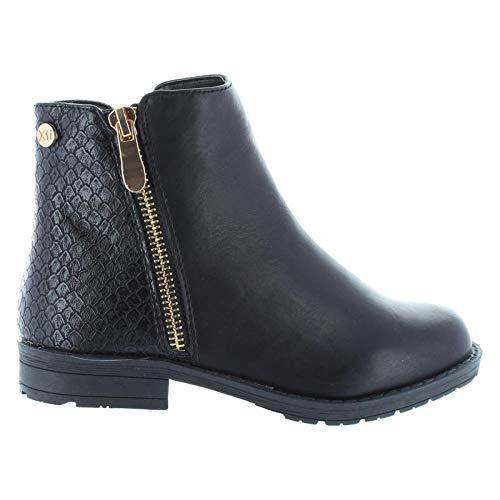 XTI Stiefel für Damen und Mädchen 53815 C NEGRO Schuhgröße 28