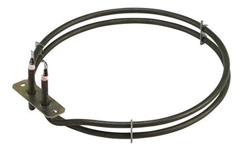 DREHFLEX-Umluftheizung/Rundheizung/Heißluftheizung/Heizung/Heizelement-passend für diverse AEG/Electrolux/Juno (auch Privileg/Quelle) Herde/Backofen-passend für Teile-Nr.387142510-8/3871425108