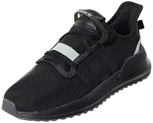adidas Herren U_Path Run Sneaker, Schwarz Core Black Core Black Ash Silver 10013284, 44 2/3