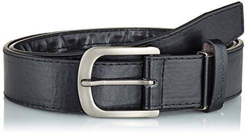 Craghoppers CUX0010 800000 Cintura Portasoldi in Finta Pelle, Nero (Black)