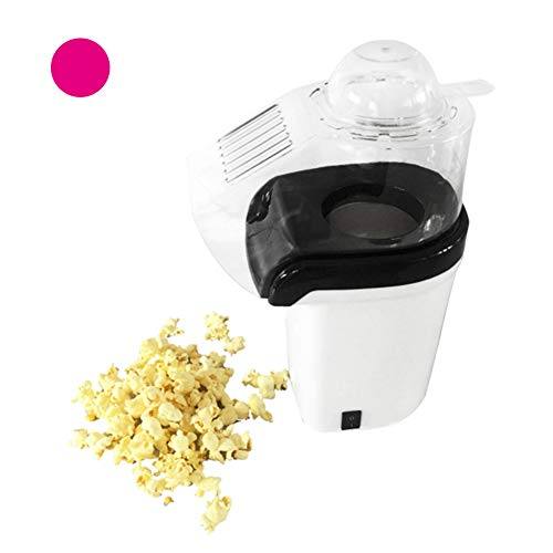 Sale!! 1200W Popcorn Maker, Hot Air Popcorn Popper Household Automatic Mini Popcorn