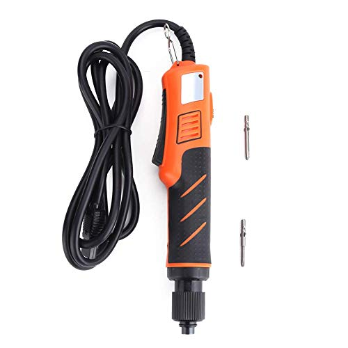 Gulakey Handhold Drill Tool, Automatic Adjustable Multifunction Electric Screwdriver Machine Handhold Drill Tool 4mm Wear Resistance for Refrigerators Washing Machines Stereos Hoods Appliances,