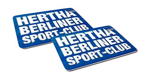 Hertha BSC Frühstücksbrettchen 2-er Set