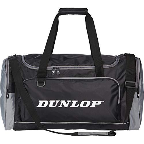 Dunlop Sporttasche Herren Reisetasche Weekender mit Schuhfach und Nassfach, Fitnesstasche für Männer und Frauen, Tasche für Sport, Fitness, Gym, Travel Bag, Duffel Bag (Medium: 54 x 28 x 30 cm)