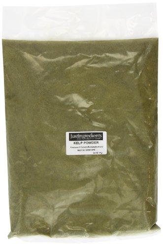 JustIngredients Polvere di Laminaria - 1000 gr