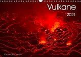 Vulkane 2021 (Wandkalender 2021 DIN A3 quer)