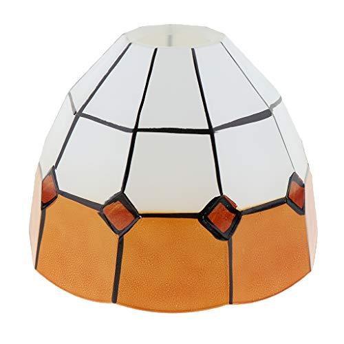 SM SunniMix E27 Glas Lampenschirm Ersatzglas Lampenglas - Typ A