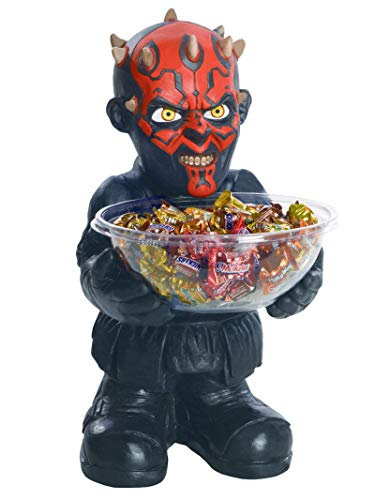 Rubie's 368372 Dark Maul Candy Porte-gobelet