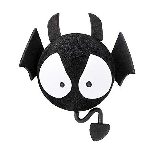 COGEEK Car Antenna Decoration Cute Cartoon Foam Antenna Balls (Big Eyes BAT)