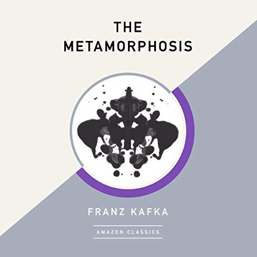 The Metamorphosis (AmazonClassics Edition) audiobook cover art