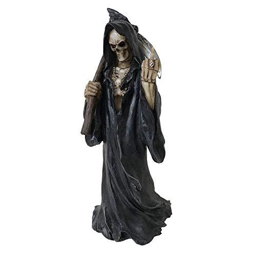 Nemesis Now Death Wish - Figura Decorativa (Resina, 22 cm), Color Negro
