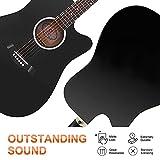 Immagine 2 vangoa 4 chitarra acustiche 41