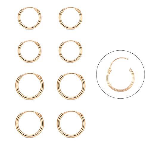 Top 10 hoop huggie earrings for women for 2020