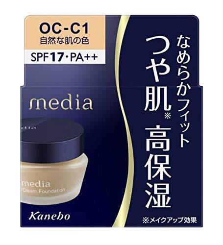 【第8位】カネボウ化粧品『メディア クリームファンデーションN』
