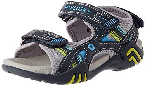Pablosky 963741, Sandalias-Niño Hombre, Gris, 36 EU
