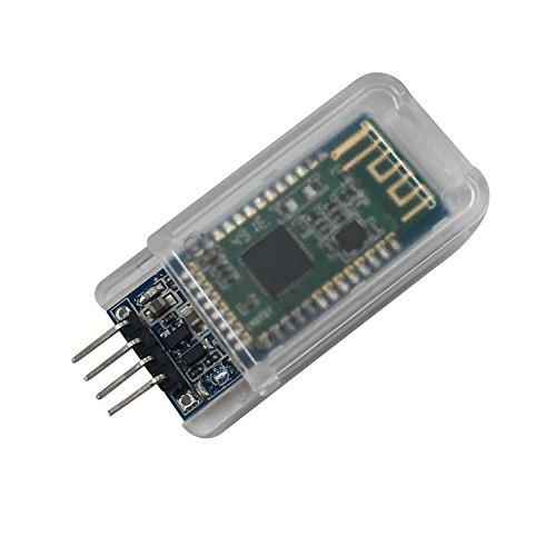 DSD TECH Bluetooth 4.0 BLE-Slave UART Serial-Modul Kompatibel mit iOS-Gerät iPhone und iPad Für Arduino
