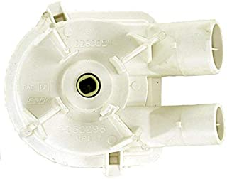 3363394 8559331 FSP Genuine Washing Machine Pump for Maytag Washers - WILL COME IN FACTORY CERTIFIED PARTS SEALED BAG (Original Version)
