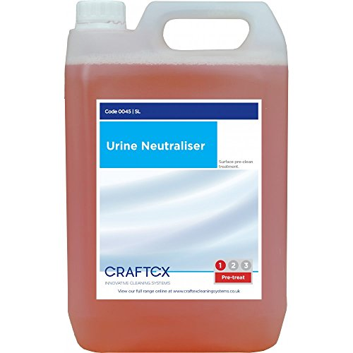 The Chemical Hut 5L Professional Urine Neutraliser Concentrate