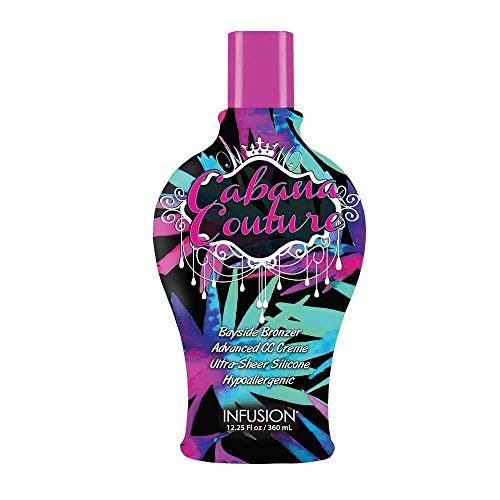 Cabana Couture Ultra Sheer Silicone Tanning Lotion