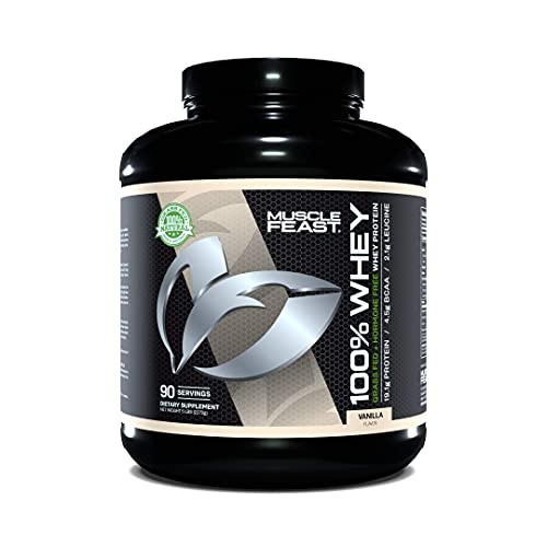 Muscle Feast 100% Whey Protein Blend