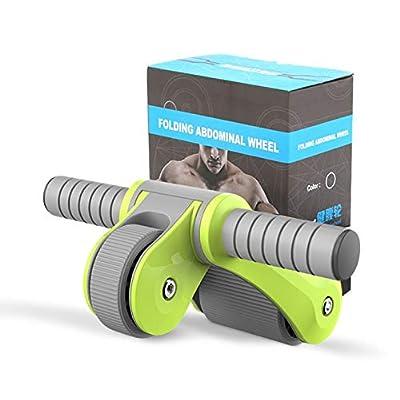 Amazon - Save 40%: KANSOON Ab Roller Wheel Exercise Equipment – 3/4 Ab Wheel Innovative Ergono…