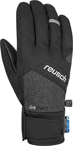 Reusch Luke R-TEX XT Handschuhe, Black/Black Melange, 9.5