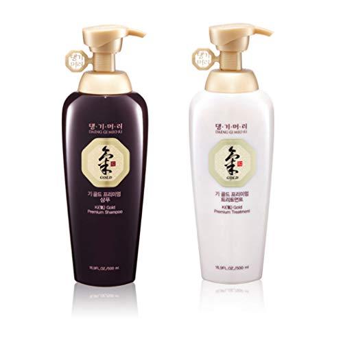 Daeng Gi Meo Ri Ki Gold Premium Shampoo + Treatment Set...