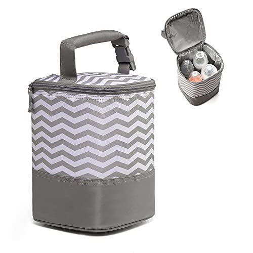 Insulated Baby Bottle Bag for Daycare - MBJERRY