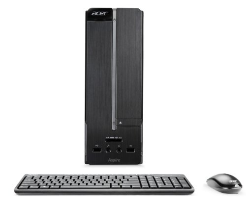 Acer Aspire XC600 Small Form Factor Desktop PC with 21.5 inch LCD TFT...