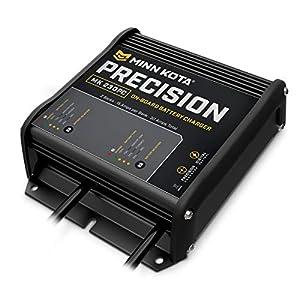 Minn Kota 1832300 MK 230 PC Precision On-Board Marine Battery Charger