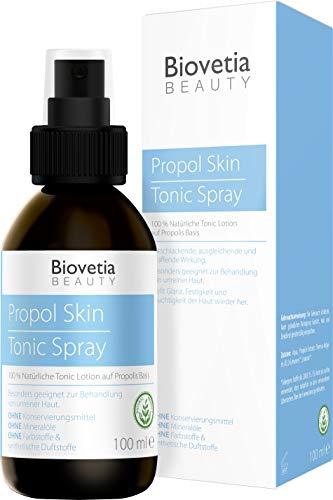 Biovetia Anti Pickel Tonic Spray gegen Pickel und Akne, leichter als Creme, Schnell und natürlich Pickel entfernen, 100 ml