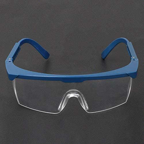 DAUERHAFT Gafas de Seguridad Gafas de Trabajo de protección Resistentes a los Impactos, para Seguro de Trabajo, para inspección de Campo