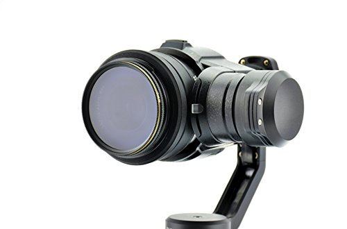 Zhuhaixmy CPL Circular Polarizer Filter Lens Filter Objektiv Protector Schutz 46mm for DJI OSMO Handheld Camera Kamera/DJI Zenmuse X5 Gimbal Camera Kamera