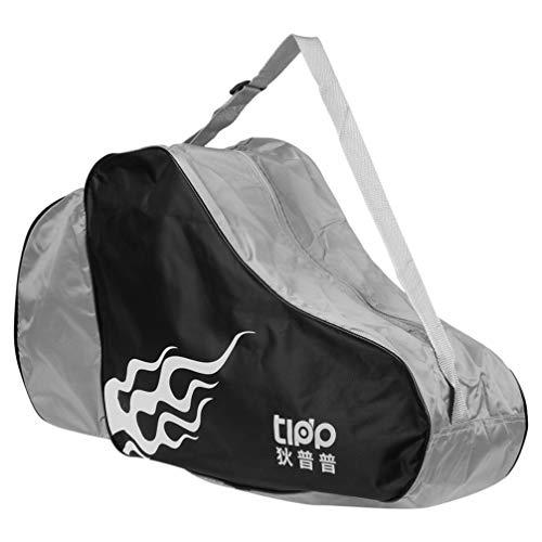 BESPORTBLE Skate Bag Rollschuh Bag Eislaufrucksack Sport Duffle Bag Gym Rucksack für Kinder Mädchen Jungen Männer Frauen Tragetasche