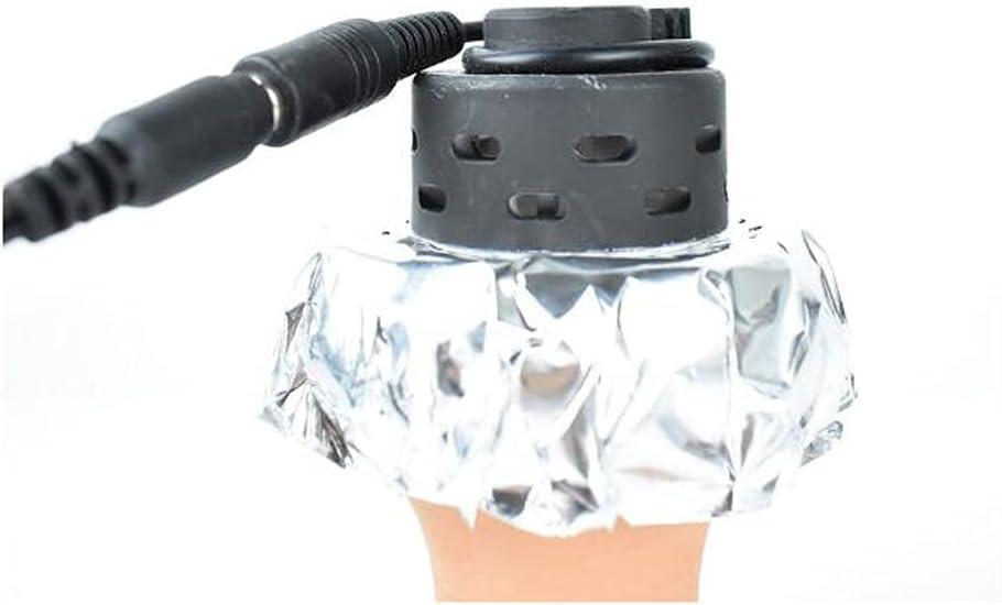 BOXIAO Accesorios de Hookah Arabian, Pote de Cigarrillo electrónico, Estufa de carbón electrónico, Calentador electrónico Hookah
