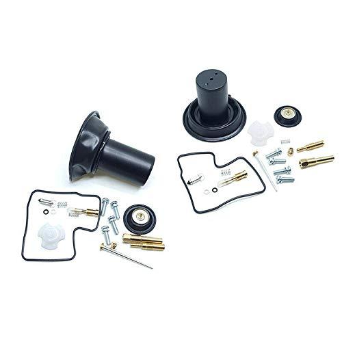 DFYYQ 2pcs carburador carburador Kit de reconstrucción de reparación compatibles for Honda Corcel de Sombra for la TV for VLX 600 88-98 Reemplazo