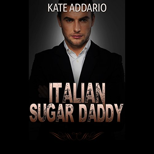 Italian Sugar Daddy audiobook cover art