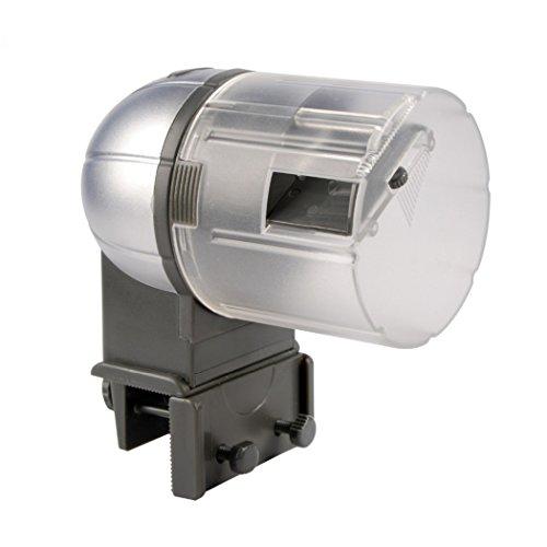 Mondpalast @ Automatique de Nourriture pour Poisson Feeder Minuteur pour Aquarium Minuteur électronique Fournitures pour Animaux Poissons Accessoires d'aquarium 50g ou 100g